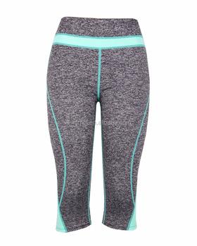 Gum-453 Sexy Leggings Ladies Tight Sport Wear Cheap Yoga Bottoms ...
