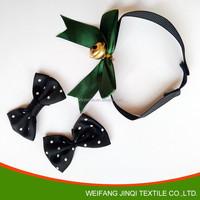 China manufacturer made satin ribbon bow