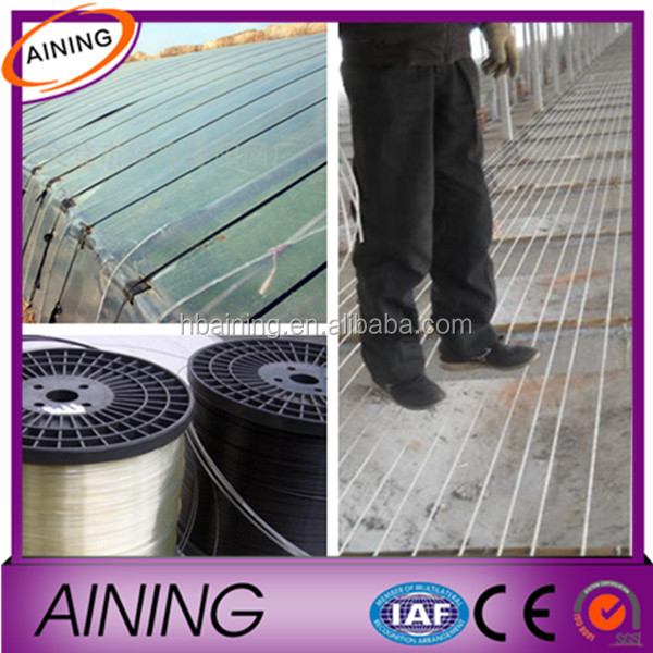 High Quality Greenhouse Polyester Wire