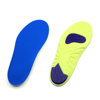 wholesale eva poron sport shoe insoles, latex soft massage sport insoles