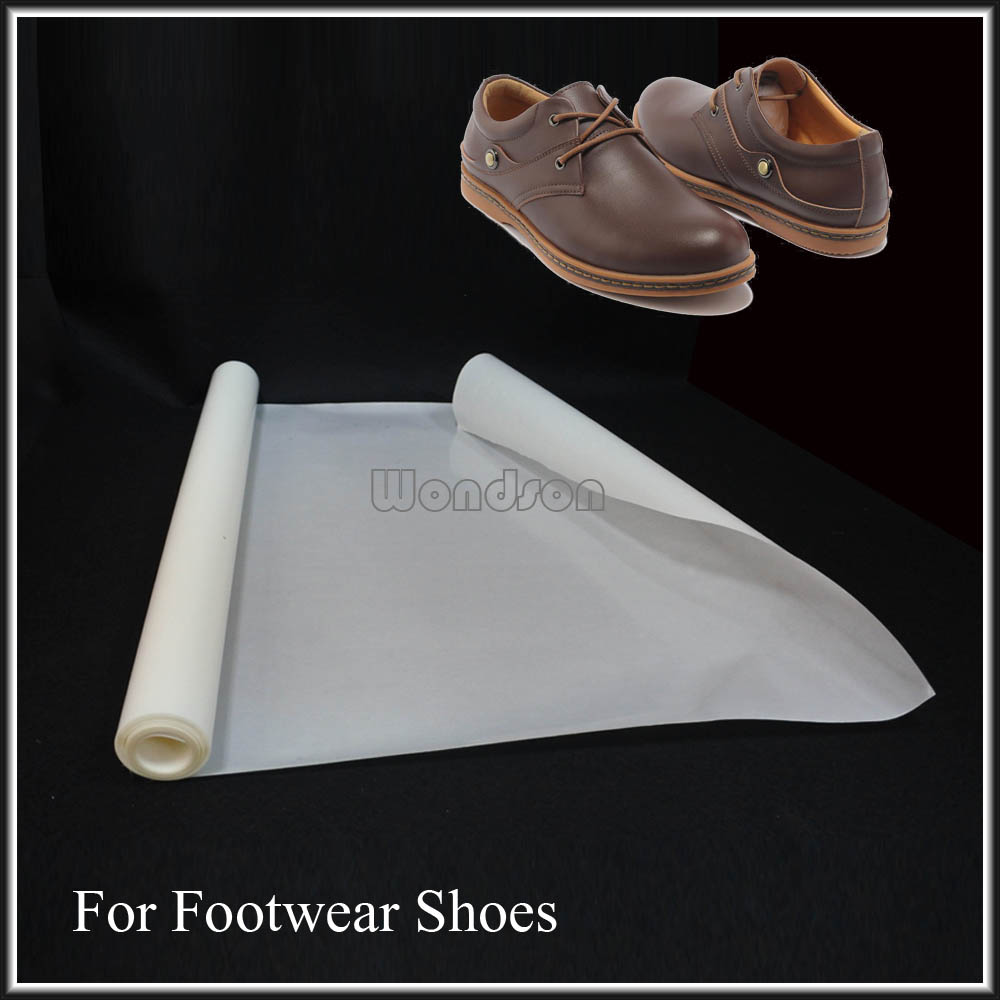 100cm Width Washable Hot Melt Adhesive Glue Film for Footwear Shoes