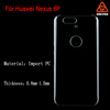 China suppliers glossy mobile phone case for Huawei Nexus 6P,for Huawei Nexus 6P Hot selling crystal transparent case