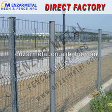 Wire Mesh Grid Panels Fence / Welded Wire Fence