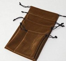 Leather Journal Protector, Drawstring Bag Traveler Notebook Sleeves