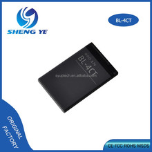 High quality OEM 860mah 3.7v battery bl-4ct for nokia X3-01 X3-00 B5310 2720 6700S 6600 7210C 7230