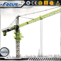 High quality SCM moving type ntp tower crane D230