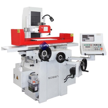 Magnetic grinder automatic surface grinding machine
