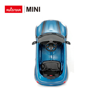 real engine sound MINI COUNTRYMAN kids ride on electric cars plastic toy for wholesale