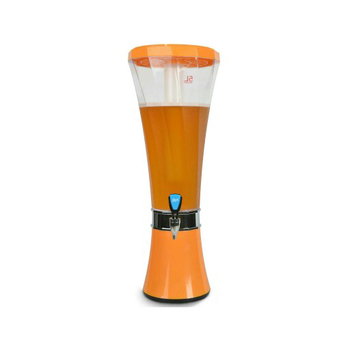5L Cheap plastic beer dispenser tower for high quality