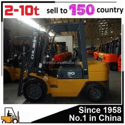 New China Diesel 2 ton 3 ton 4 ton 5 ton 7 ton 10 ton Forklift Truck For Sale In Dubai