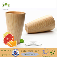 wooden coffee cups water cups drinking wooden cups