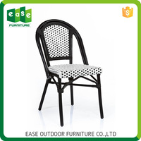 Professional custom Decorative Non-wood Aluminum outdoor wicker patio furniture