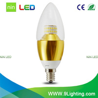 Design classical no broken led candle lights bulbs