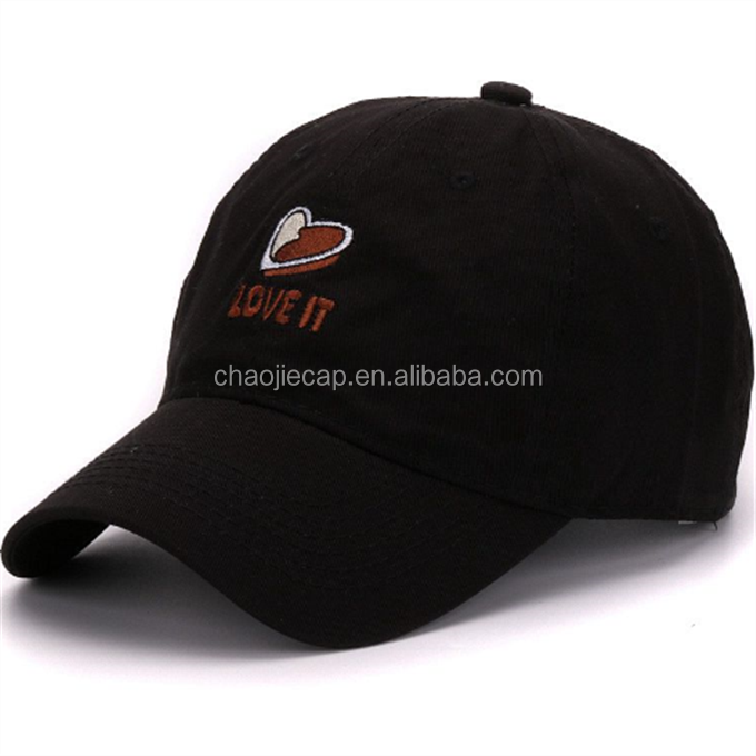 High quality of Chinese traditional embroidery baseball cap