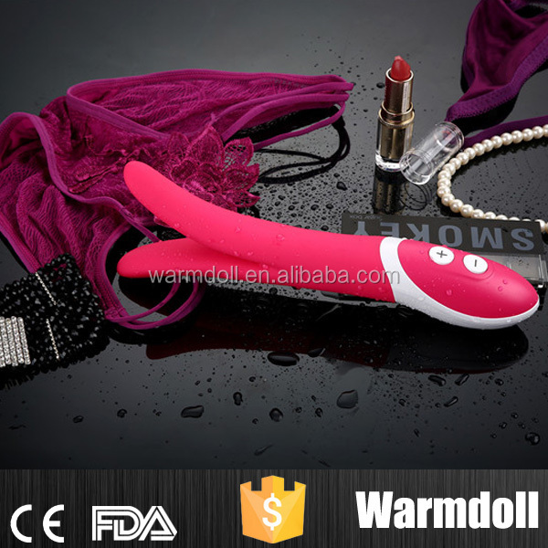 Dual Head Vibrator High Class Sex Toy For Women Vagina And Anal Sex