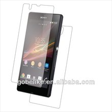 Hot Sell !! Clear Screen Protector for Sony Xperia Z1