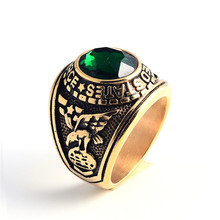 Cheap Gold Stainless Steel Masonic Rings Wholesale