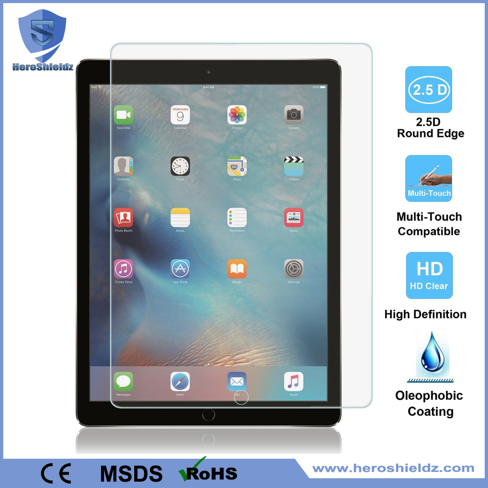 9H 0.3MM Shock-Proof 7.9'' Tempered Glass For Apple iPad mini 1/2/3, HD Pro Clear Screen Protective Cover For iPad mini 2