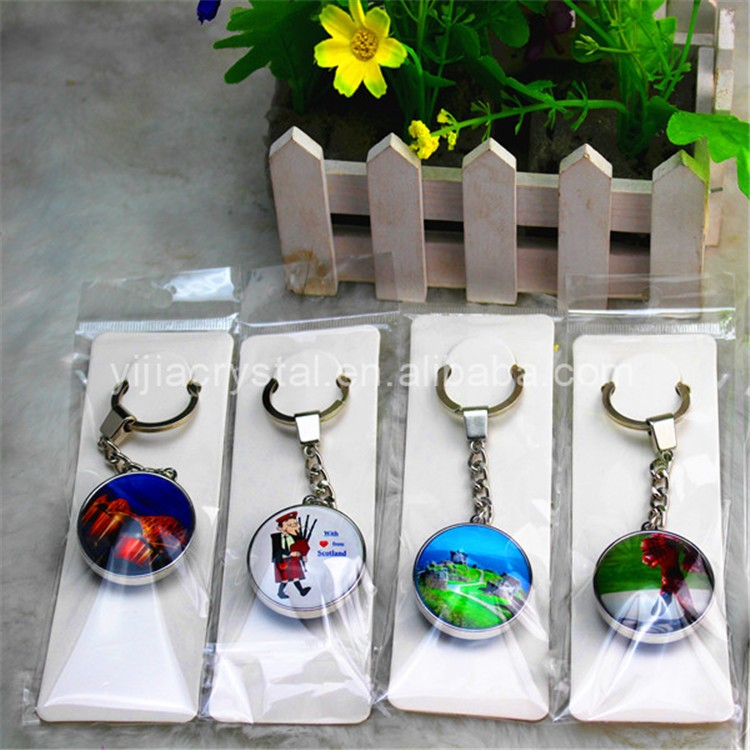 Customized Wedding Giveaways Personalized Gifts Crystal Glass Keychain