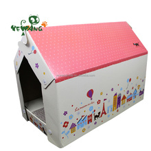 The newly designed pet house of high quality nicely cat house