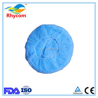 Disposable Hair Net Cap NON WOVEN Bouffant Stretch Dust CAP