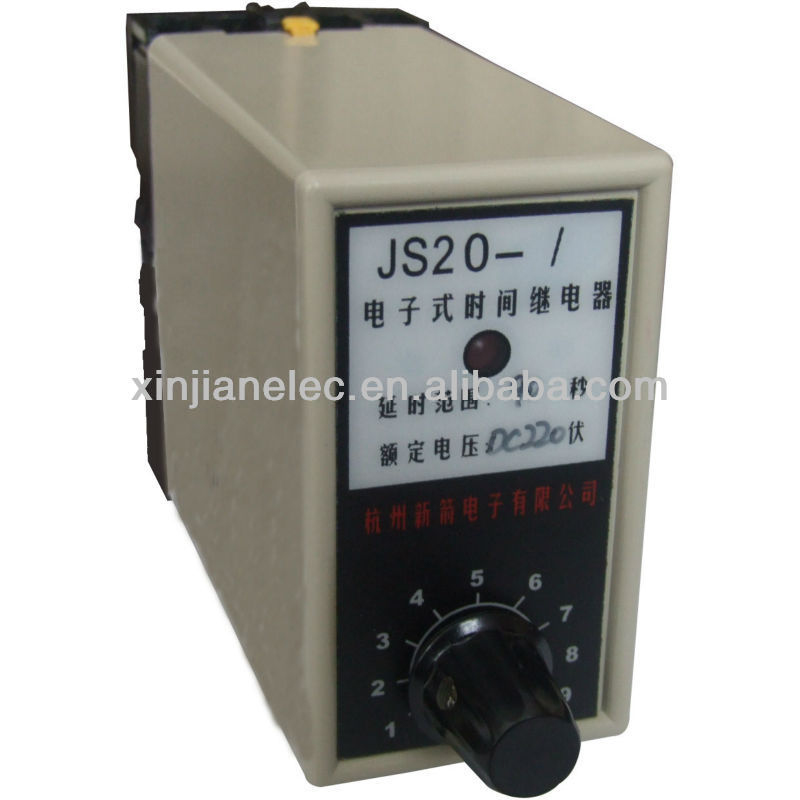 JS20 DC 24V Power Programmable Timer Switch Time Relay