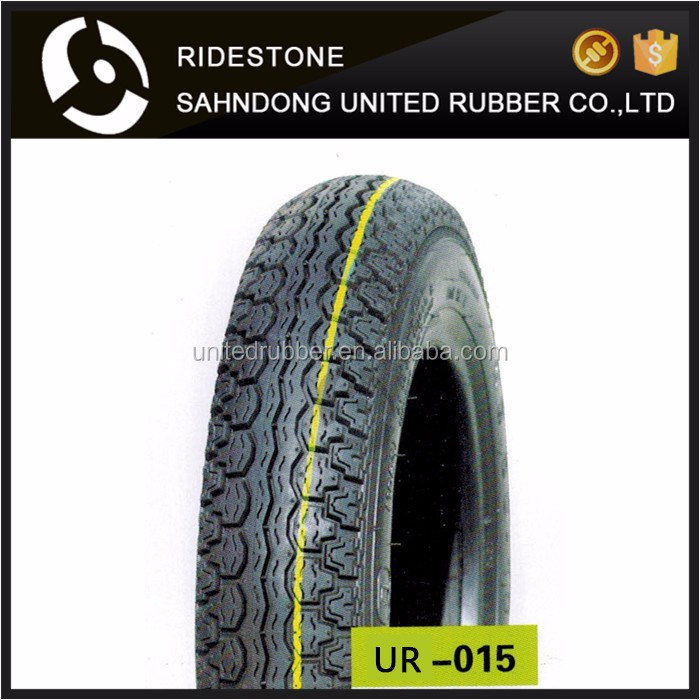 Best Selling Products 3.00-8 Scooter Rubber Tyre