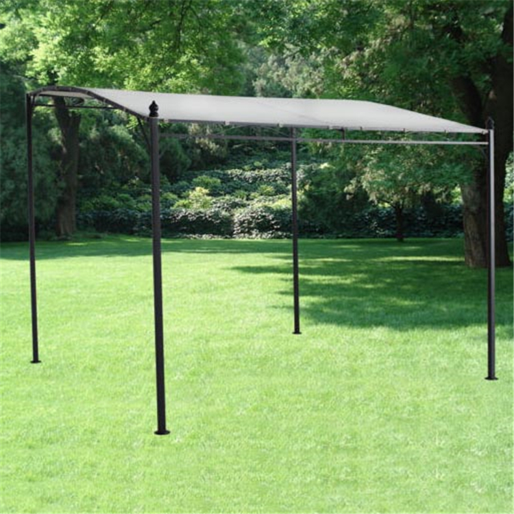 Waterproof Retractable Roof Awning Tent Factory Metal Frame Gazebo For Sale