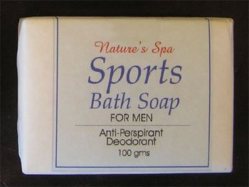 Deodorant Soap For Men