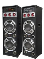 2015 Professional Hi-Fi dj stage active speaker with subwoofer and high power and bluetooth