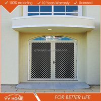 American style alibaba china used exterior doors for sale double casement door