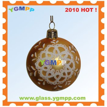 Sell YGM-B27 Luxury Glass Decoration