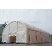 inflatable event tent white big dome tent for outdoor sale