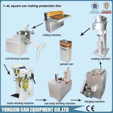 Complete Oil Container Making Production Line
