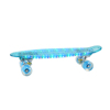 best selling LED skateboard with cool flash pu wheels