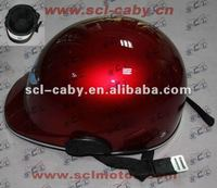 red motorcycle helmet for good quality