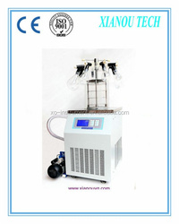 Freeze Drying Equipment Type And New Condition Best Price Lab Freeze Dryer Machine