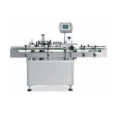 Full Automatic Vertical Round Bottle Labeling Machine china supplier