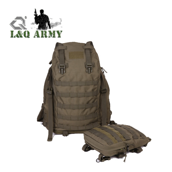 Travel Rucksack Tactical Molle Assault Backpack US Army Outdoor Assault Tactical Backpack Mountaineering Bags