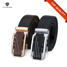 2013 Black Italy Modeling Auto Genuine Leather Belt for Man/Automatic Belt