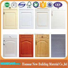 Solid Wood Pvc Mdf Frame Door High Gloss Acrylic Kitchen Cabinet Door