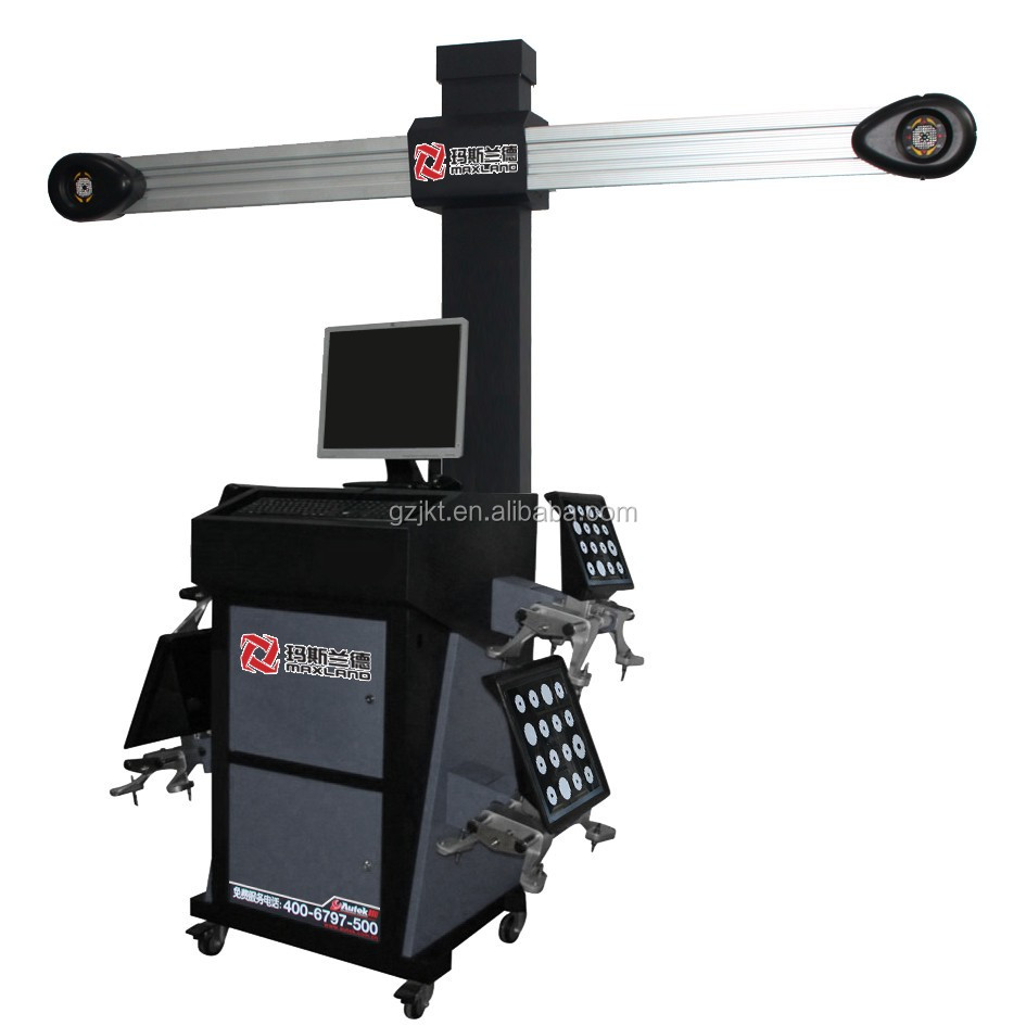 High Quality Best Price of 3d Wheel Alignment Machine MS-10V3D-W