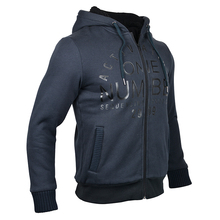 customize your own fashion men sample winter Cotton jacket
