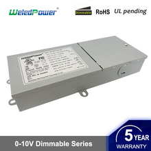 Constant Current Dimmable Big Box Led Driver Led Power Supply 60W