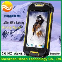 4.5 inch PTT Walkie Talkie Rugged IP68 Splash proof Dual sim card 4G Rom 1G Ram Android 4.2.QHD IPS 960*540 Screen Smart Phone
