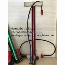 Hand Bike Floor Pump Mini Bicycle Air Pumps