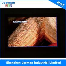 lcd super general tv led screen panel p8