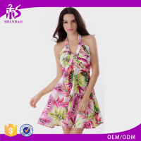 lates design summer printed beach wear kaftans