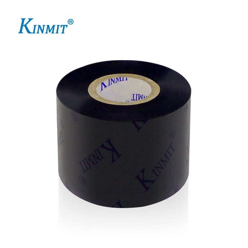 Custom TTR Wax Resin Thermal Transfer Label Barcode Printer Ribbon