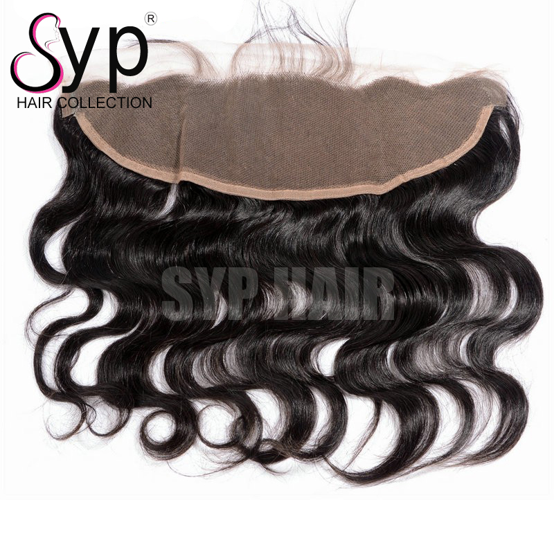 Silk Base Frontal , Free Part Unprocessed Curly 13X4 Silk Based Hair Lace Frontal Sew In